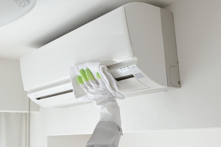 ar-condicionado limpeza